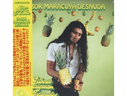 GILBERTO RODRIGUEZ Y LOS INTOCABLES - Sabor Maracuya Desnuda (LP)