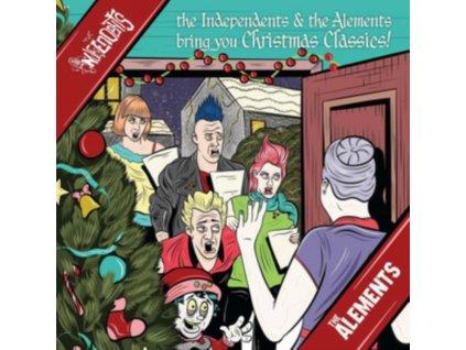 "INDEPENDENTS & ALEMENTS - Christmas Classics (7"" Vinyl)"