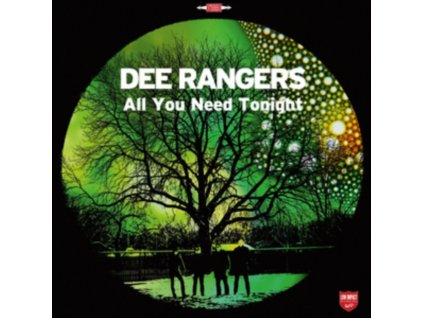 DEE RANGERS - All You Need Tonight (LP)