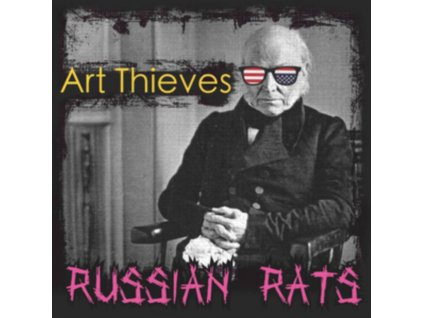 ART THIEVES - Russian Rats (Pink Vinyl) (LP)