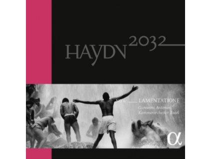 KAMMERORCHESTER BASEL / GIOVANNI ANTONINI - Haydn 2032: Vol. 6 Lamentatione (LP)