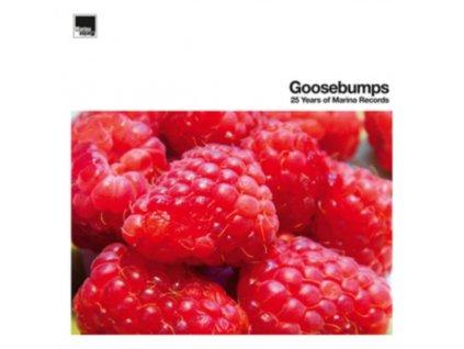 VARIOUS ARTISTS - Goosebumps 25 Years Of (LP)