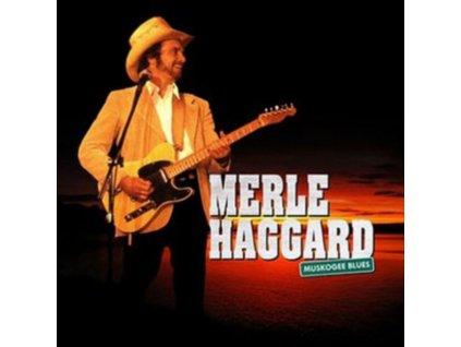 MERLE HAGGARD - Muskogee Blues (LP)