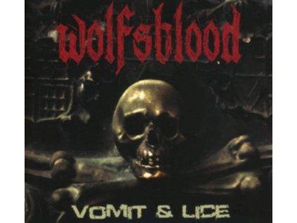 WOLFSBLOOD - Vomit & Lice (LP)