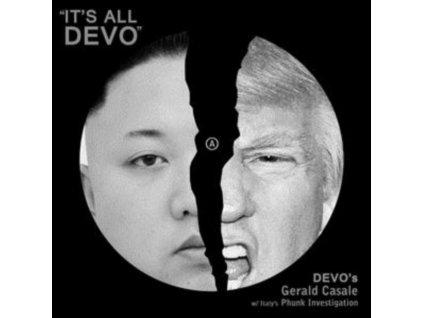 DEVOS GERALD CASALE - Its All Devo (Picture Disc) (LP)