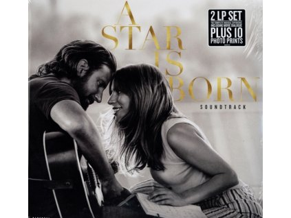 LADY GAGA & BRADLEY COOPER - A Star Is Born - OST (LP)