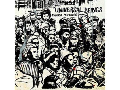 MAKAYA MCCRAVEN - Universal Beings (LP)
