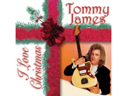 TOMMY JAMES - I Love Christmas (LP)