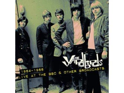 YARDBIRDS - 1964-1966 Live At The Bbc - Vol Ii (LP)