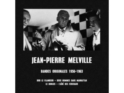 JEAN-PIERRE MELVILLE - Bandes Originales 1956-1963 (LP)