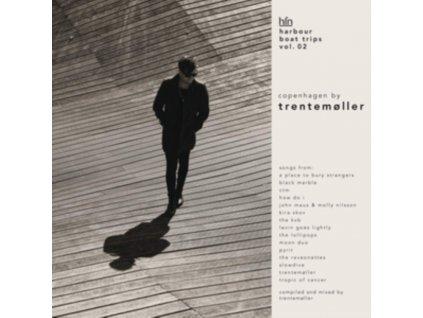 TRENTEMOLLER - Harbour Boat Trips Vol. 02 Copenhagen By Trentemoller (LP)