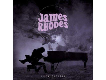 JAMES RHODES - Fuck Digital (LP)
