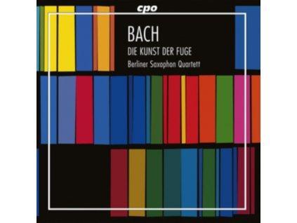 BERLINER SAXOPHONQUARTETT - Bach: Die Kunst Der Fuge (LP)