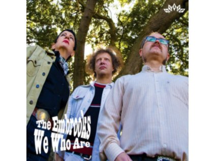 EMBROOKS - We Who Are (LP)