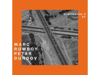 "MARC ROMBOY / PETAR DUNDOV - Dimension D EP (12"" Vinyl)"
