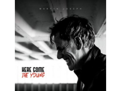 MARTYN JOSEPH - Here Come The Young (LP)