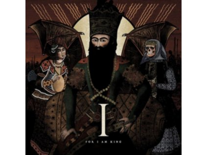 FOR I AM KING - I (LP)