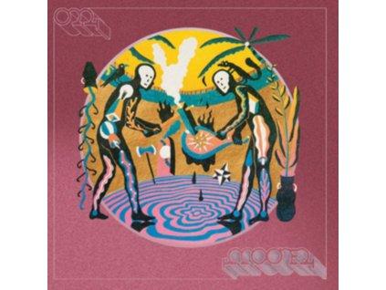 MOONER - O.M. (LP)
