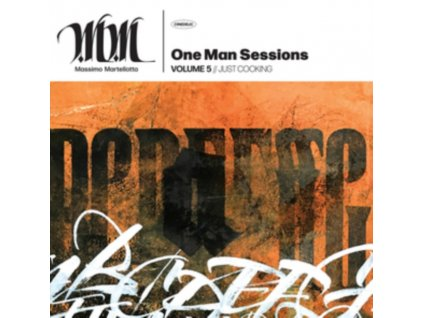 MASSIMO MARTELLOTTA - One Man Session Vol. 5: Just Cooking (LP)