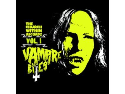 "CHURCH WITHIN RECORDS VOL. I - Vampire Bites (10"" Vinyl)"