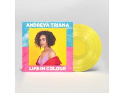 ANDREYA TRIANA - Life In Colour (LP)
