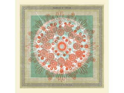 TRAMPLED BY TURTLES - Life Is Good On The Open Road (LP)