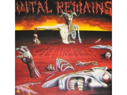 VITAL REMAINS - Let Us Pray (LP)