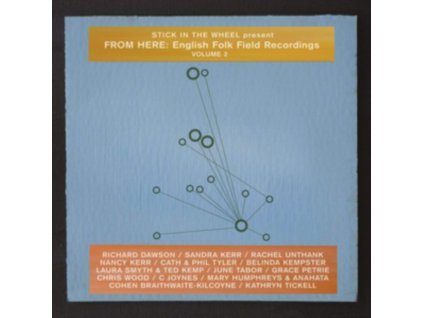 STICK IN THE WHEEL - Present From Here: English Folk Field Recordings Volume 2 (LP)
