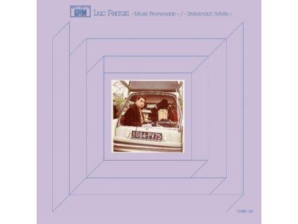 LUC FERRARI - Music Promenade / Unheimlich Schon (LP)