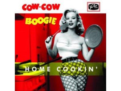"""COW COW BOOGIE - Home Cookin (7"""" Vinyl)"""