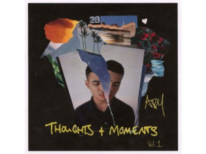 ADY SULEIMAN - Thoughts & Moments Vol. 1 Mixtape (LP)