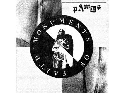 """PAWNS - Monuments Of Faith (7"""" Vinyl)"""