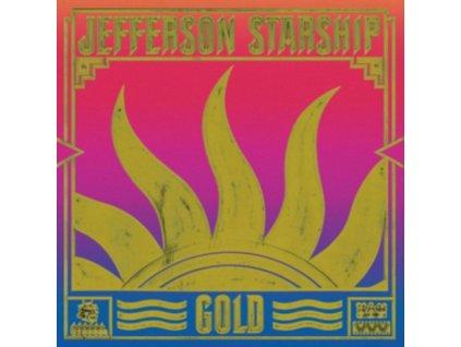 JEFFERSON STARSHIP - Gold (Gold Vinyl) (Rsd 2019) (LP + 7)