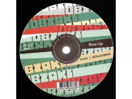 "I BENJAHMAN - Rise Up (10"" Vinyl)"