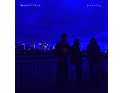 YOUNGHUSBAND - Swimmers (LP)