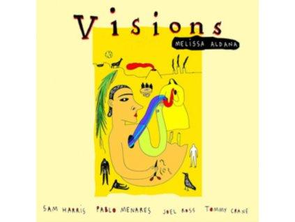 MELISSA ALDANA - Visions (LP)