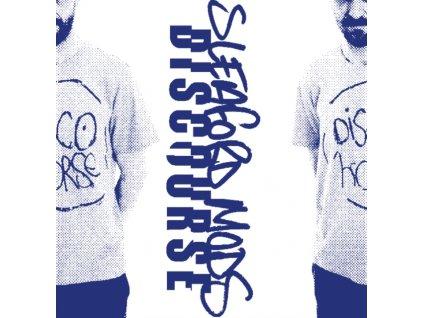 """SLEAFORD MODS - Discourse (White Vinyl) (7"""" Vinyl)"""