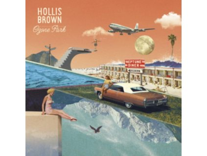 HOLLIS BROWN - Ozone Park (LP)