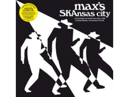 VARIOUS ARTISTS - Maxs Skansas City (Rsd 2019) (LP)