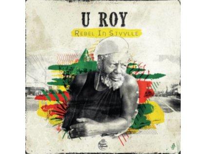 U-ROY - Rebel In Styylle (LP)