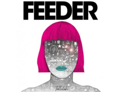 FEEDER - Tallulah (Deluxe Edition) (LP)