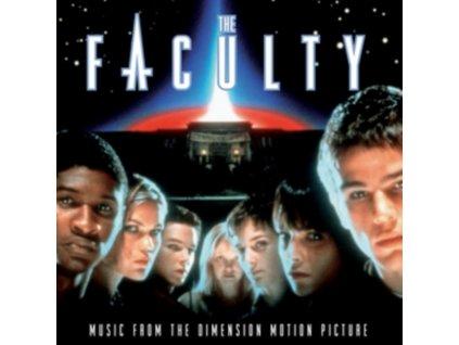 VARIOUS ARTISTS - The Faculty - OST (RSD 2019) (LP)