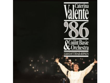 CATERINA VALENTE & THE COUNT BASIE ORCHESTRA - 86 (LP)