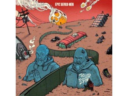 EPIC BEARD MEN - This Was Supposed To Be Fun (LP)
