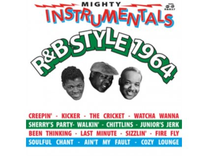 VARIOUS ARTISTS - Mighty Instrumentals R&B Style 1964 (RSD 2019) (LP)