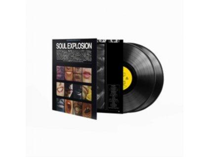 VARIOUS ARTISTS - Soul Explosion (LP)