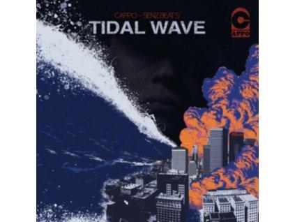 """CAPPO -SENZ BEATS - Tidal Wave (12"""" Vinyl)"""