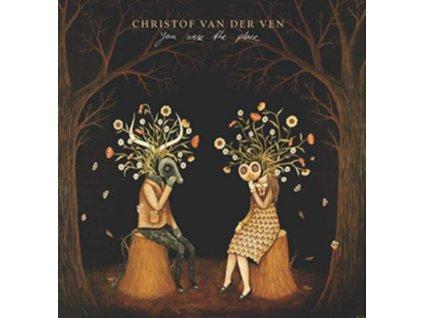 CHRISTOF VAN DER VEN - You Were The Place (Orange Vinyl) (LP)
