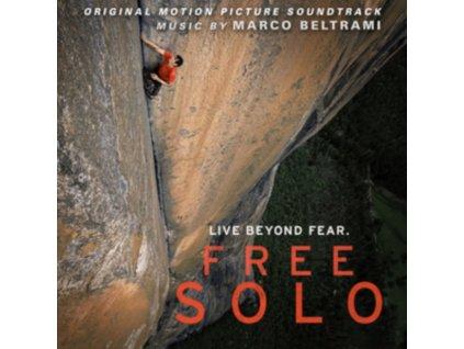 ORIGINAL SOUNDTRACK / MARCO BELTRAMI - Free Solo (LP)