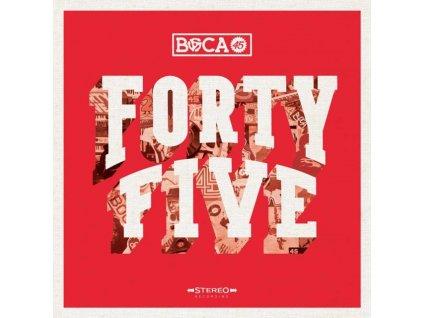BOCA 45 - Forty Five (LP)